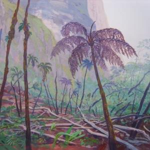 Горный лес / Floresta de montanha