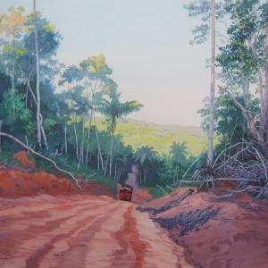 Дорогами Амазонаса. В ожидании попутки (1) / Pelos caminhos de Amazonas / Na espera de carona (1)