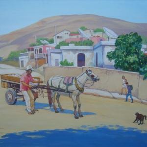 Упрямая лошадка / Cavalo obstinado