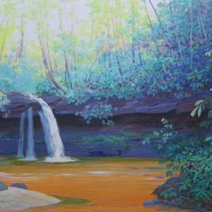 Водопад Педра Фурада / Cachoeira Pedra Furada