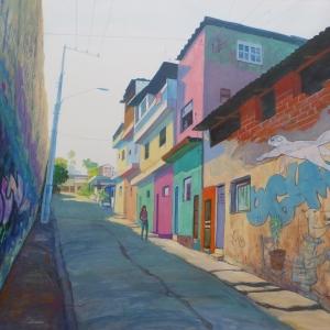 Крутая улочка / Travessa íngreme
