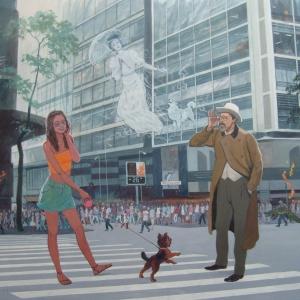 Чехов на авенида Риу Бранку / Tchecov na avenida Rio Branco