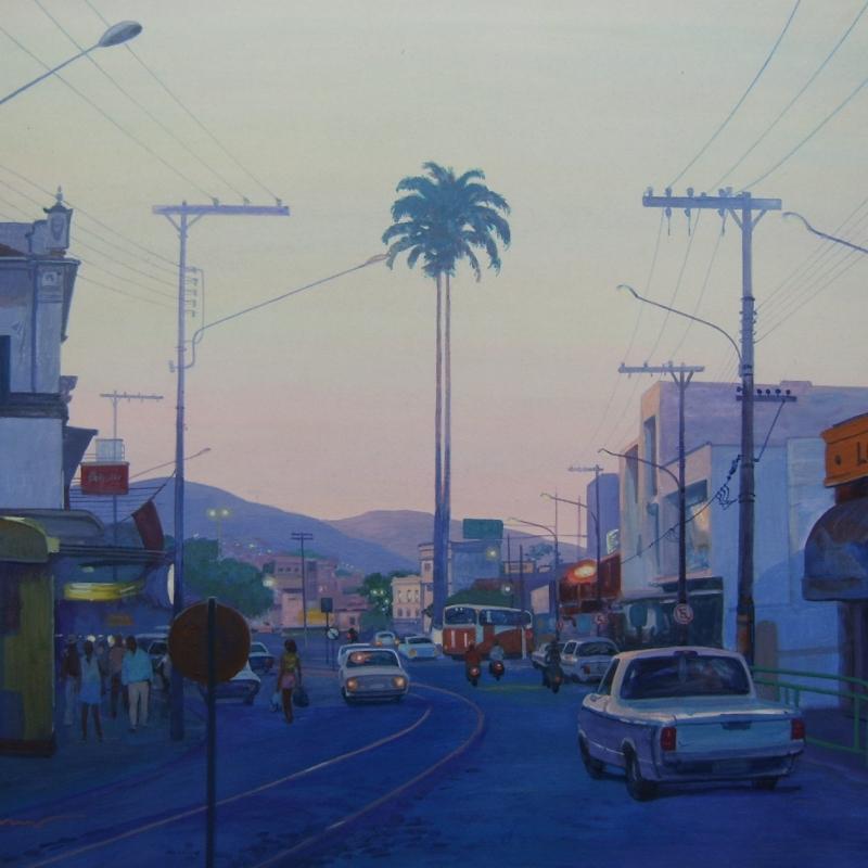 Воспоминания о Катагуазисе / Lembranças de Cataguases