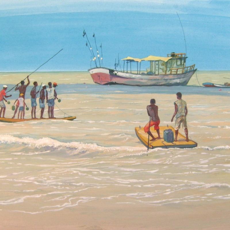 Рыбаки Форталезы / Pescadores_de_Fortaleza