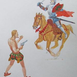 Янки из Коннектикута при дворе короля Артура 4