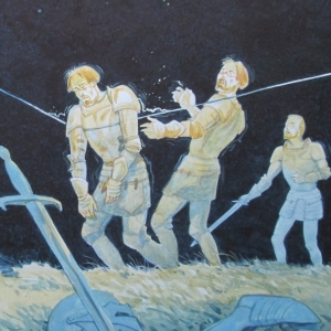 Янки из Коннектикута при дворе короля Артура 5