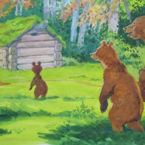 Три медведя 1_5