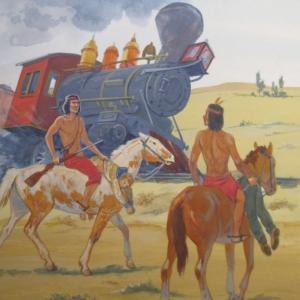 21-Нападение-на-поезд.-Индейцы-чарруас