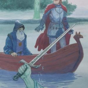Янки из Коннектикута при дворе короля Артура 7