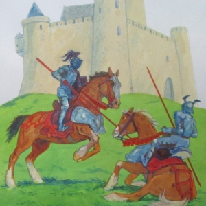 Янки из Коннектикута при дворе короля Артура 8