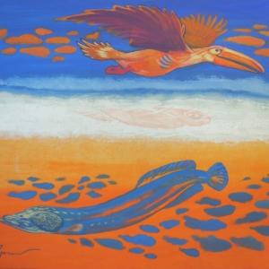 Птица Пэн, рыба Кунь и древний континент Му